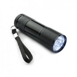 Lampe de poche RAY, 9 LED