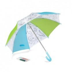 Parapluie à colorier KIDDI