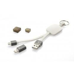 Câble USB 2 en 1 MOBEE