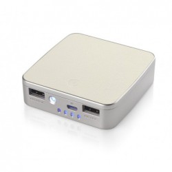 Powerbank HIDE 7800 mAh