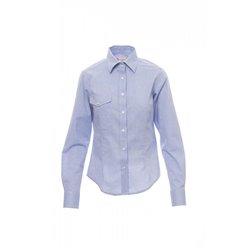 Shirts  Chambray Traitement Anti-Rétrécissement 130 Gr