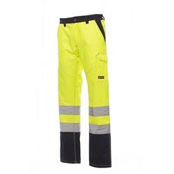 Pantalon  Twill 250Gr Interno Flanella