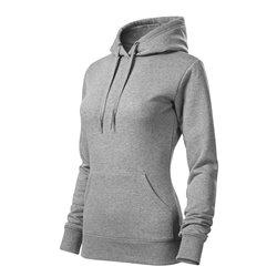 Cape sweatshirt femme