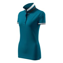 Collar Up polo femme