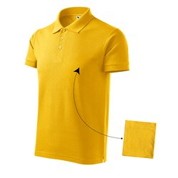 Cotton polo homme