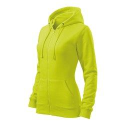 Trendy Zipper sweatshirt femme