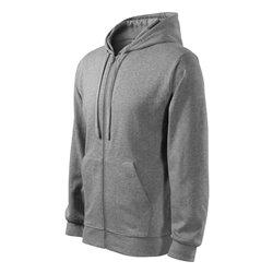 Trendy Zipper sweatshirt homme