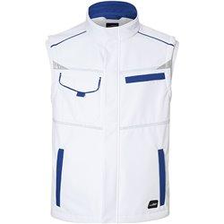 Bodywarmer softshell Workwear Col montant