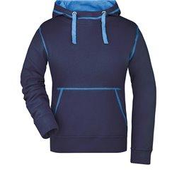Sweat-shirt capuche Femme