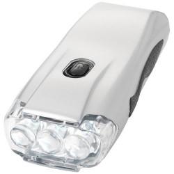 Lampe torche dynamo 3 LED...