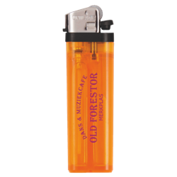 Briquet M3L transparent