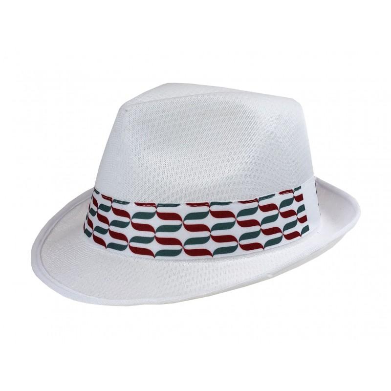 Chapeau polyester coloré