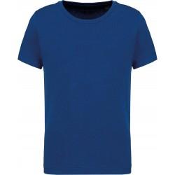 T-shirt coton bio manches courtes enfant