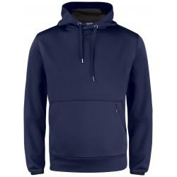 Sweatshirt capuche technique Homme et Femme