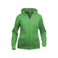 Sweatshirt capuche full zip
