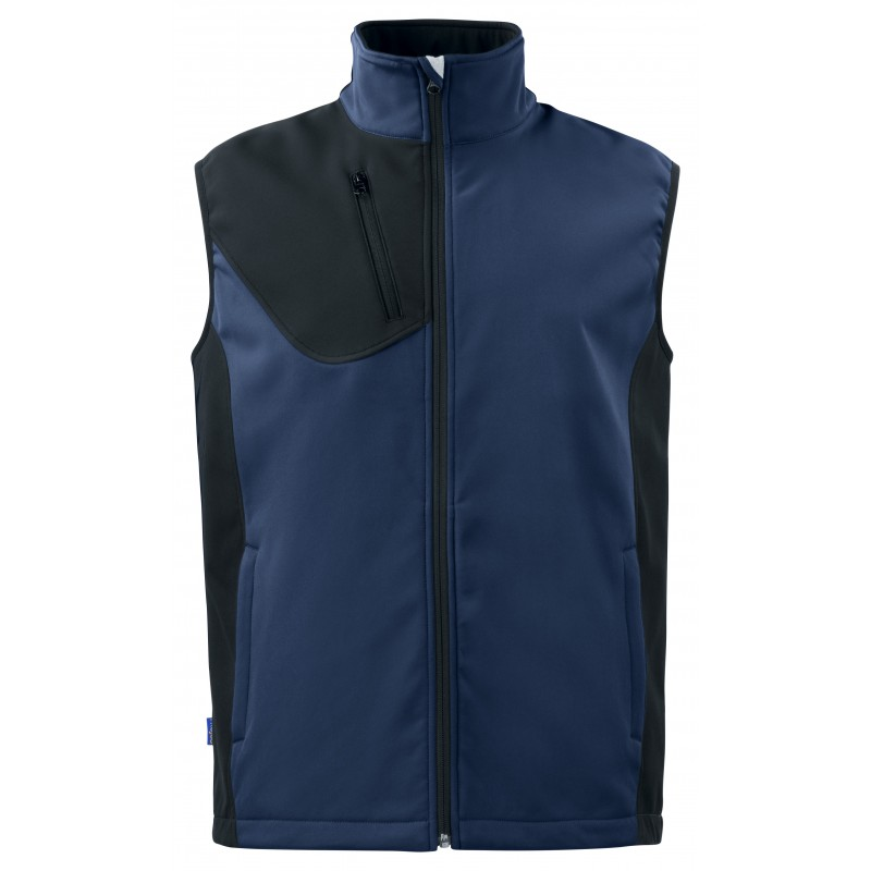 VESTE SOFTSHELL HAUTE PERFORMANCE