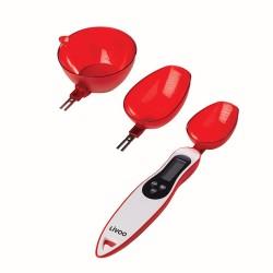 Kit de cuillères balance électronique
