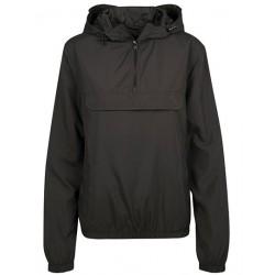 Ladies Basic Pull Over Jacket