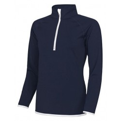 Women´s Cool 1/2 Zip Sweat