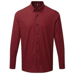Maxton Check Mens Long Sleeve Shirt