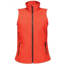 Women´s Octagon II Printable Softshell Bodywarmer