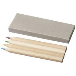 Set de 4 crayons de couleur...