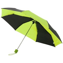 Parapluie bicolore pliable...