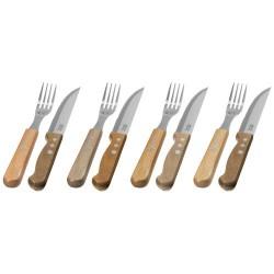 Ensemble de 8 couteaux Jumbo